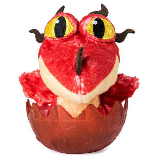DreamWorks Dragons: Hidden World 8cm Plush Dragon - Hookfang