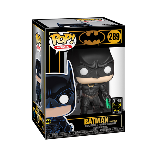 Funko Pop! Hero: Batman Forever - 80 Years