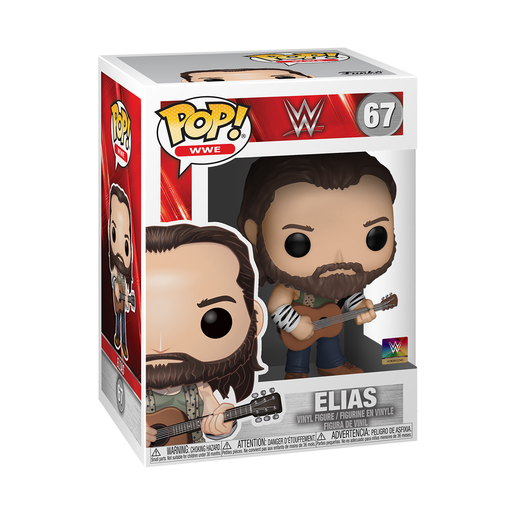 Funko Pop! WWE: Elias
