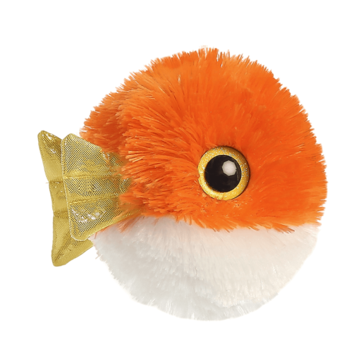 Spinee Porcupine Fish 20cm Soft Toy
