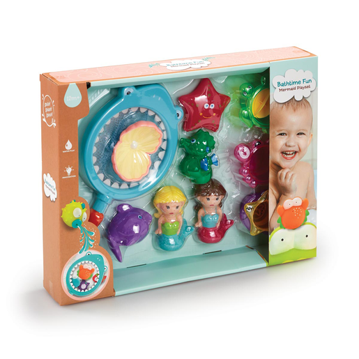 Bathtime Fun Mermaid Playset