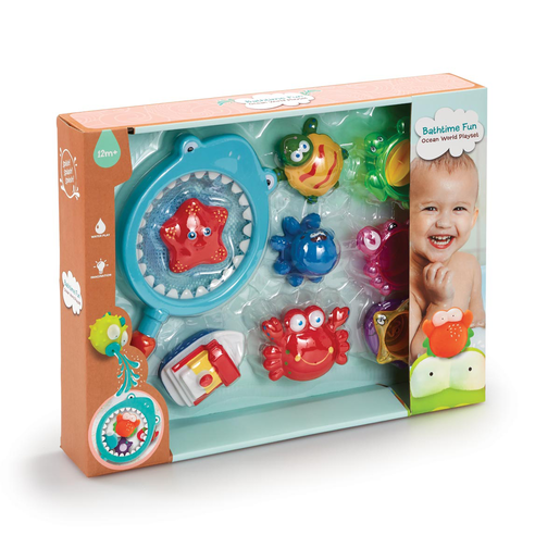 Bathtime Fun Ocean World Playset