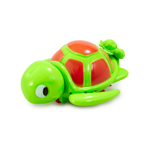 Bathtime Fun Pull & Go Turtle Bath Toy