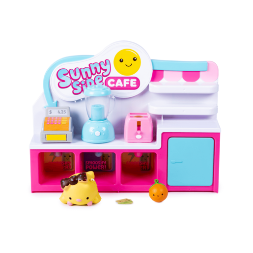 Smooshy Mushy Sunny Side Cafe Playset