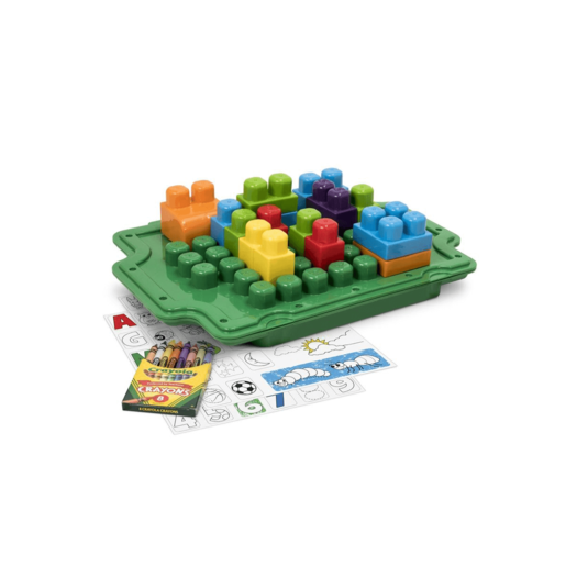 Crayola Building Blocks 2in1 Activity Tray