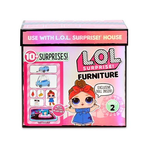 L.O.L. Surprise! Furniture Road Trip with Can Do Baby