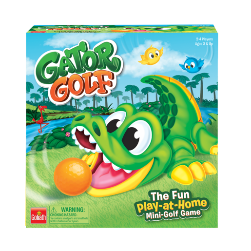 Gator Golf Game