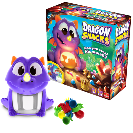 Dragon Snacks Game