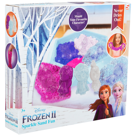 Frozen 2 Sparkle Sand Fun