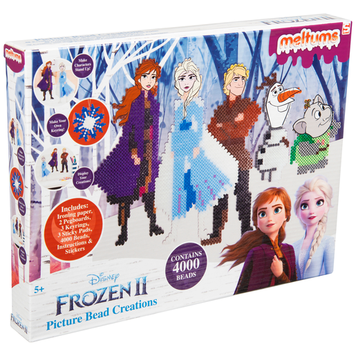 Disney Frozen 2 Meltums Picture Bead Creations