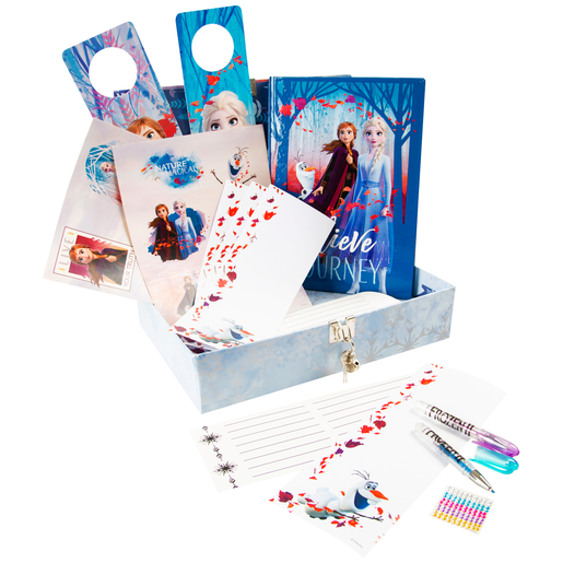 Frozen 2 Magical Wishes Diary & Secret Box