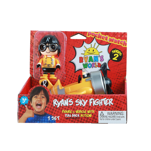 Ryan's World Season 2 - Sky Fighter