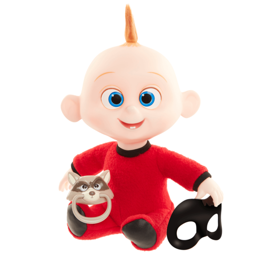 Disney Pixar Incredibles 2 30cm Figure - Baby Jack-Jack