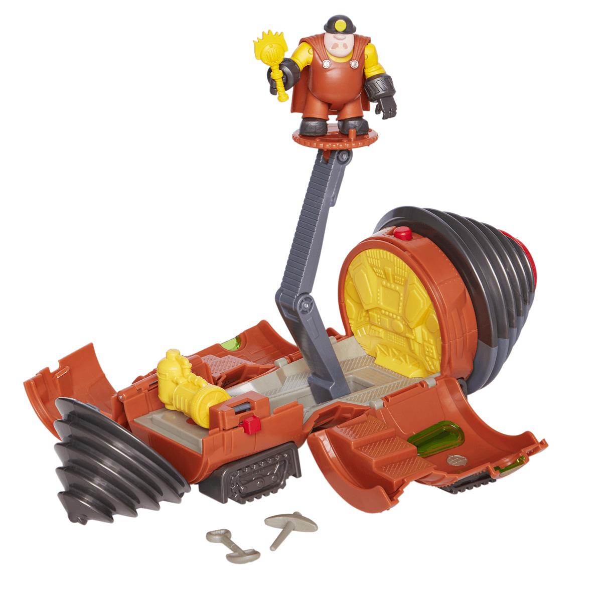 Disney Pixar Incredibles 2 - Underminer Vehicle Playset