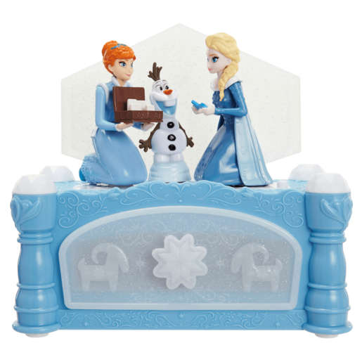 Disney Frozen Olaf's Adventure Musical Jewellery Box