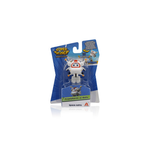 Super Wings Series 3 Transform a Bots - Astro