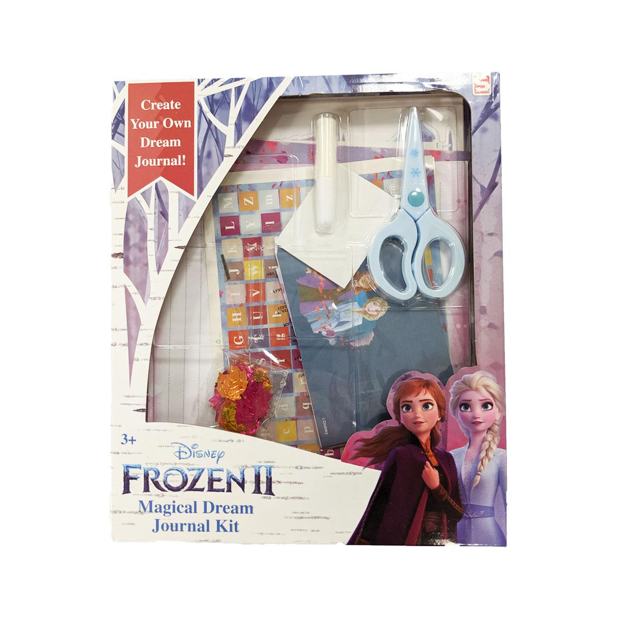 Disney Frozen 2 Magical Dream Journal Kit