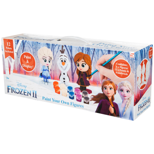 Disney Frozen 2 Paint Your Own Figures