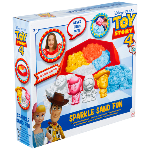 Toy Story 4 Sparkle Sand Fun