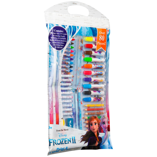 Disney Frozen 2 Paint Your Own Art Case