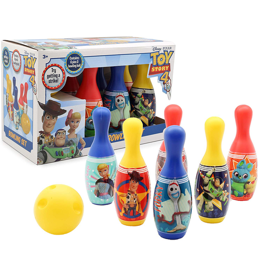Toy Story 4 Bowling Set