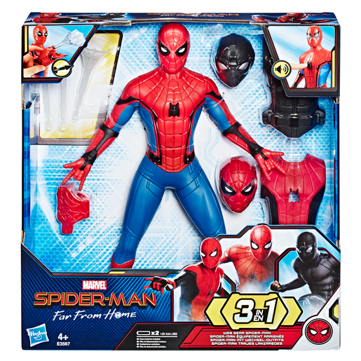 Marvel Spider-Man Far From Home Web Gear Action Figure