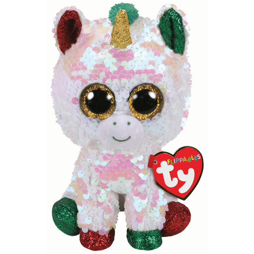 Ty Flippables 15cm Soft Toy - Stardust