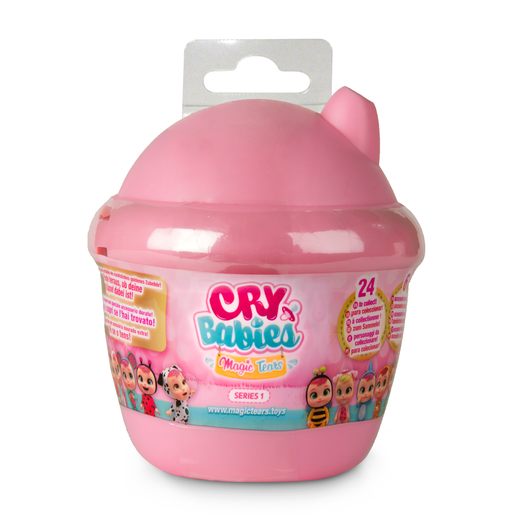 Cry Babies Magic Tears Bottle House - Pink