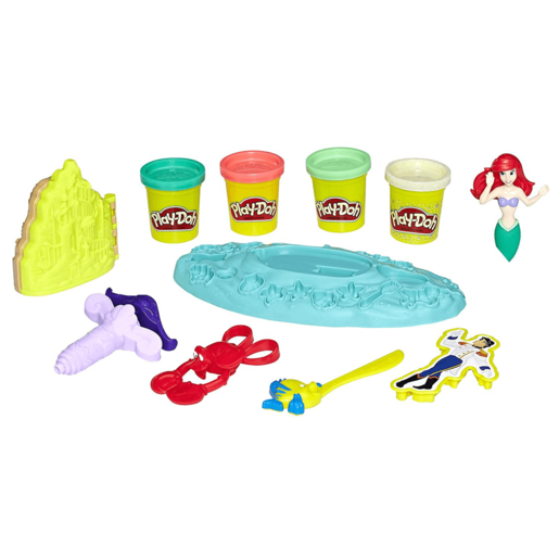 Play-Doh Disney Princess Undersea Wedding - Ariel