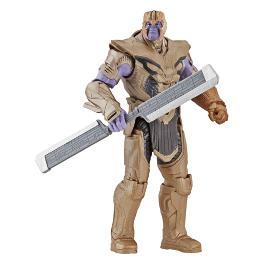 Marvel Avengers Endgame Deluxe Figure - Warrior Thanos