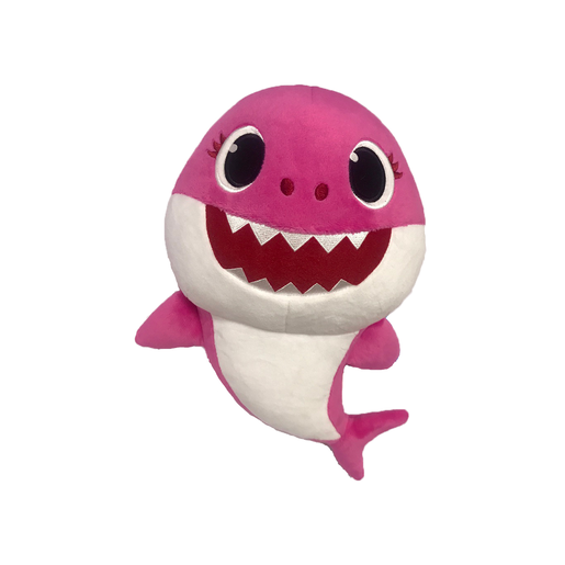 Baby Shark Plush Toy - Mummy Shark