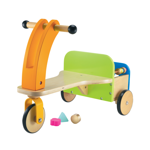 Early Learning Centre Wooden Trike Ride-On