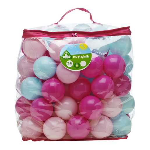 Early Learning Centre 100 Pink Playballs