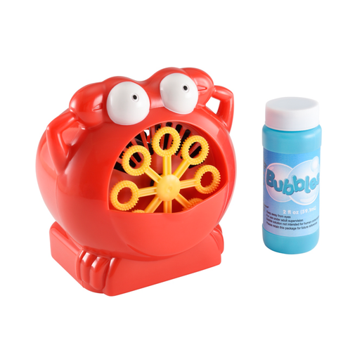 Early Learning Centre Crab Bubble Blower