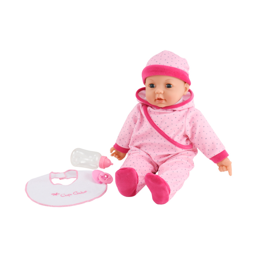 Cupcake Interactive Baby 42cm Doll