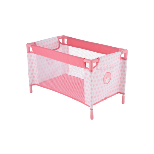 Cupcake Dolly Travel Bed