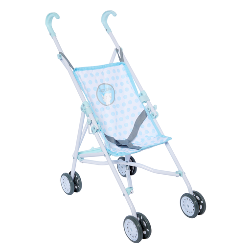 Cupcake Dolly Stroller - Blue