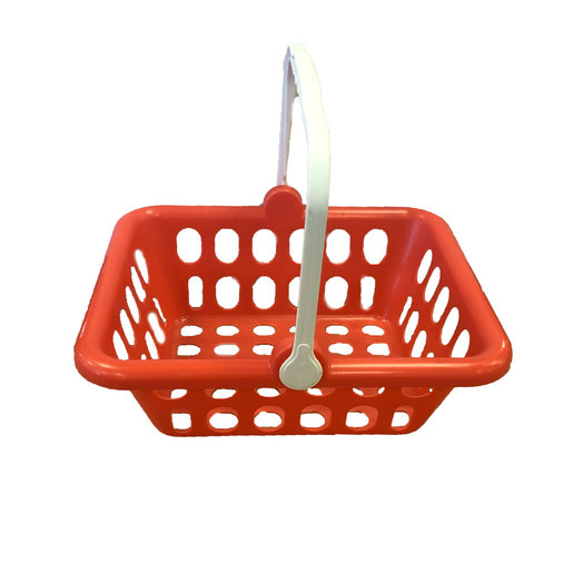 Early Learning Centre Red Shopping Basket
