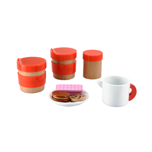 Early Learning Centre Wooden Coffee Cups