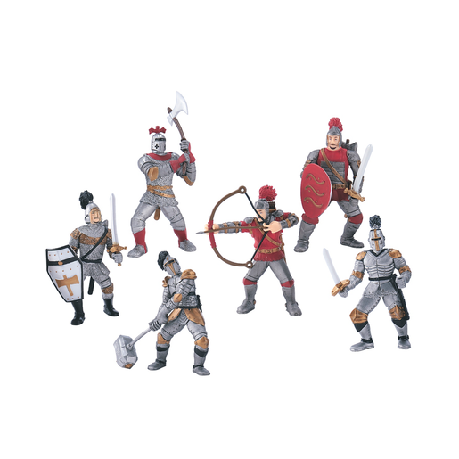 Early Learning Centre Knight Figure Set