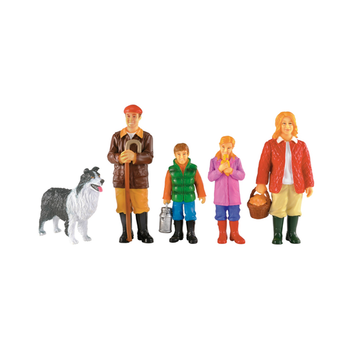 Early Learning Centre Farm Family Figure Set