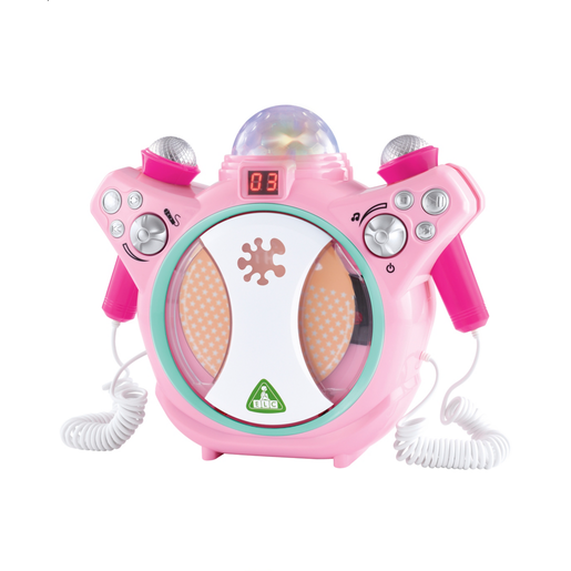 Early Learning Centre Pink Sing Along CD Player