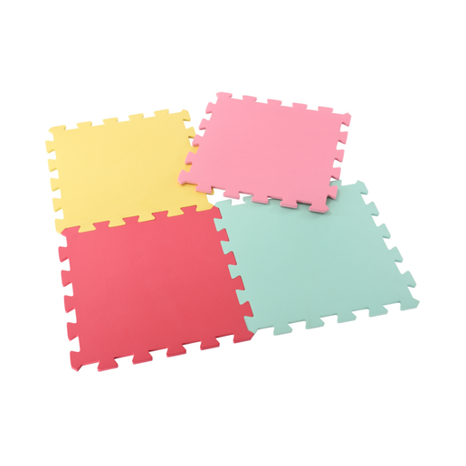 Early Learning Centre Pink Recreation Mats - 4 Pack