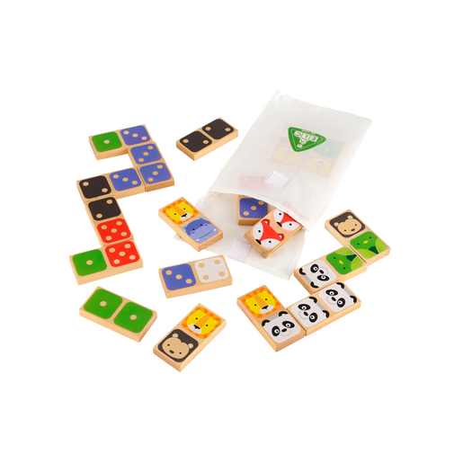 Early Learning Centre Wooden Dominoes