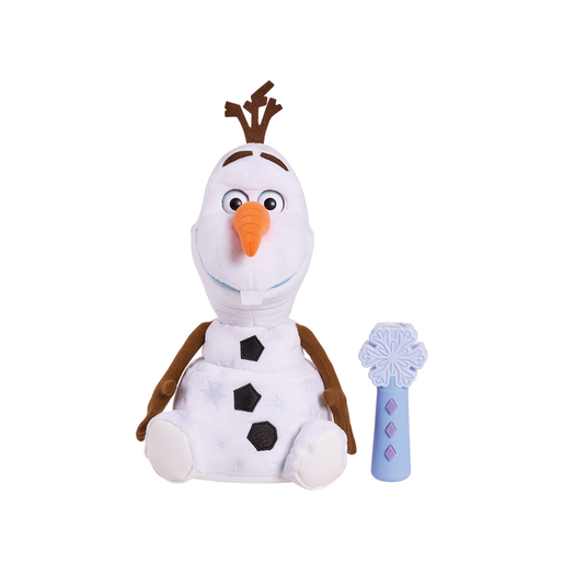Disney Frozen 2 Follow-Me Friend Plush Olaf