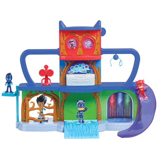 PJ Masks Headquaters Playset