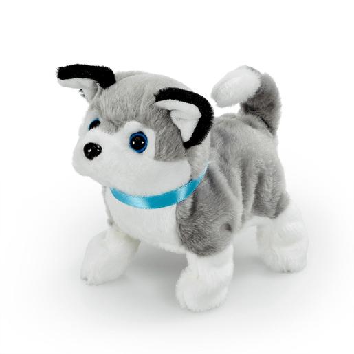 Pitter Patter Pets Playful Puppy Pal - Grey Huskey from TheToyShop