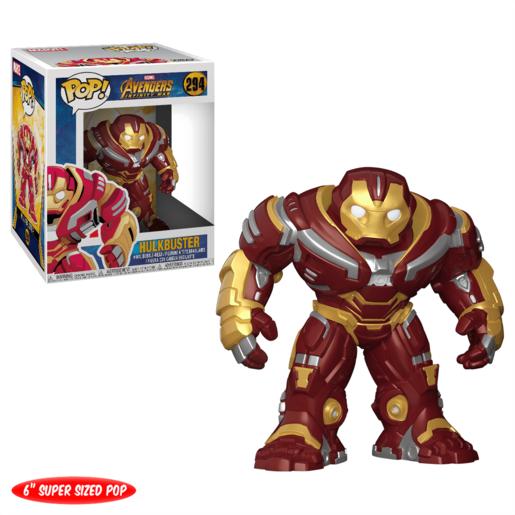 Funko Pop! Marvel: Infinity War - 15cm Hulk Buster