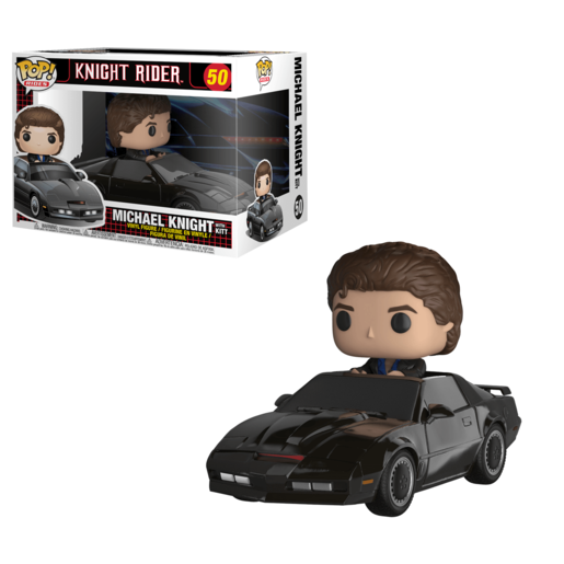 Funko Pop! Movies: Knight Rider - Knight With Kitt