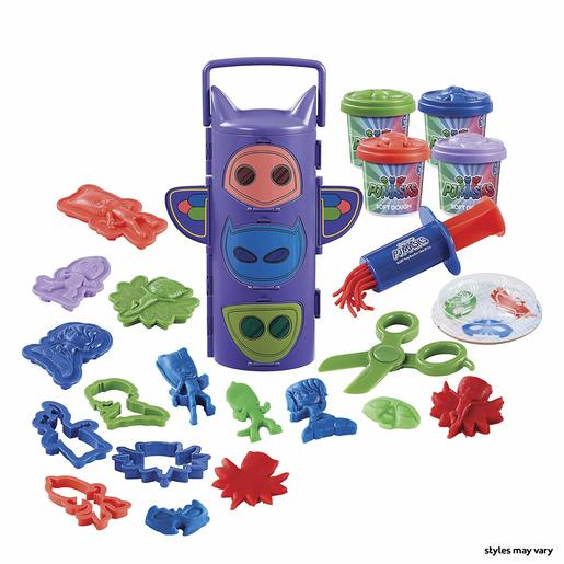 PJ Masks HQ Deluxe Dough Set